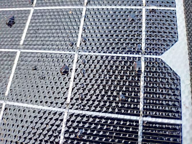 ELECAENTA 120Wソーラーパネルは防水
