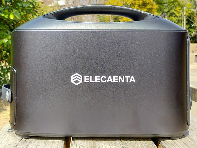 ELECAENTA S600Wの外観