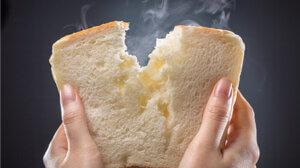 トーストふわふわ