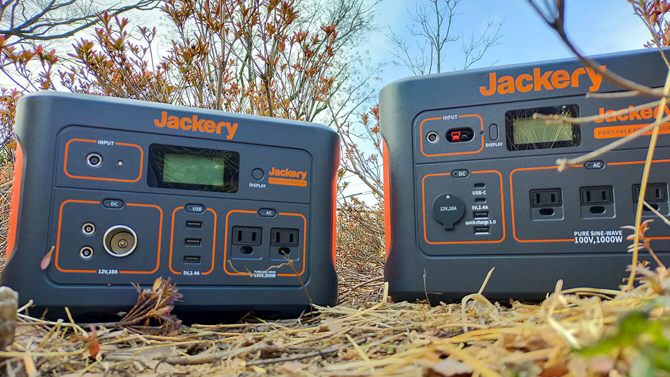 Jackryのポータブル電源