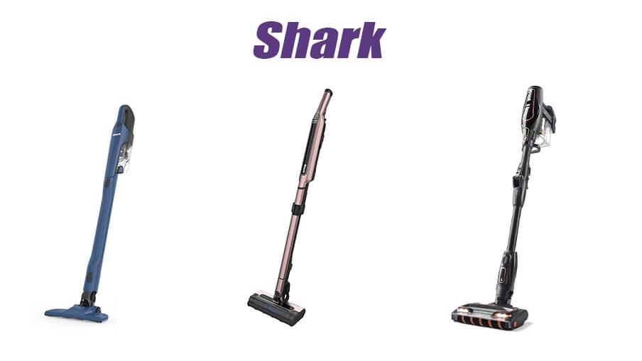 Shark(シャーク)のコードレススティック掃除機 全7機種を比較しおすすめを紹介!
