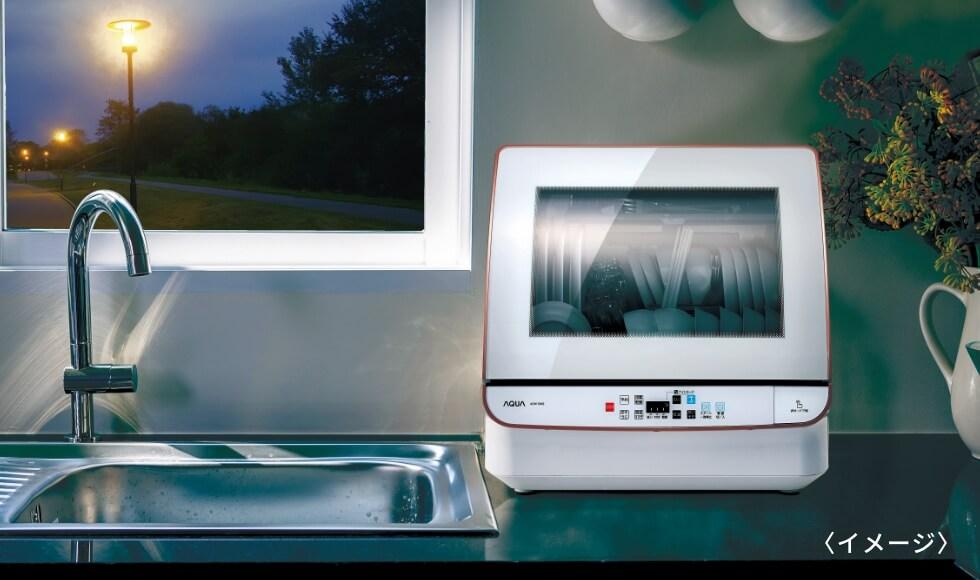 タンク式食洗機「シロカ」vs「エスケイジャパンJaime」7項目で比較! タイマー機能