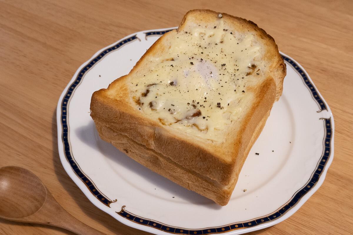 シロカのすばやきトースターST-2D351 を使ってみた カレーポットパン