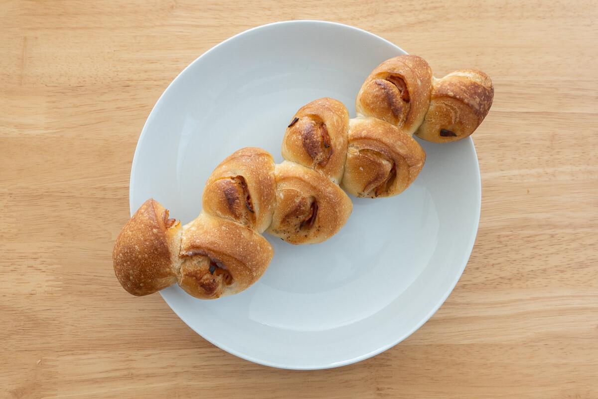 シロカのすばやきトースターST-2D351 を使ってみた お惣菜パンのあたため