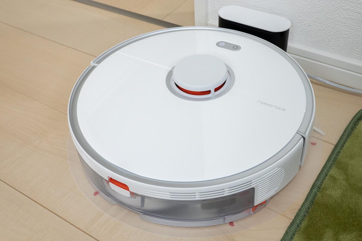 Roborock S5 Maxを実際に使って性能を検証