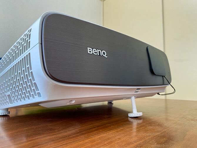 BenQ HT3550iの実機レビュー