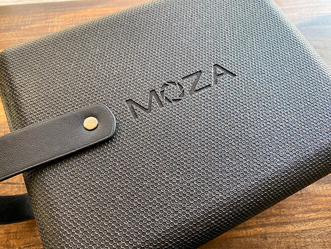 MOZA Mini-Pの実機レビュー