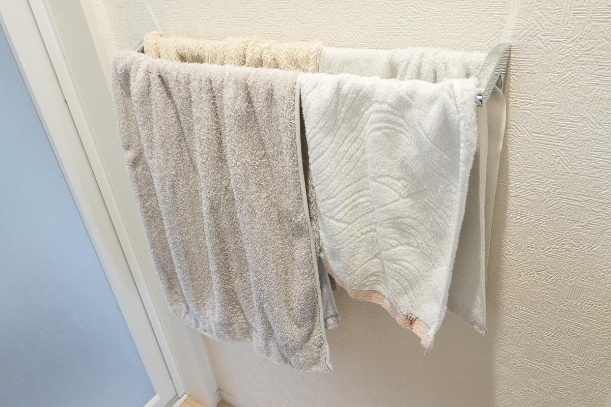銀イオンホースを使って実感した効果と注意点 タオルで顔を拭いたときに違いを感じる