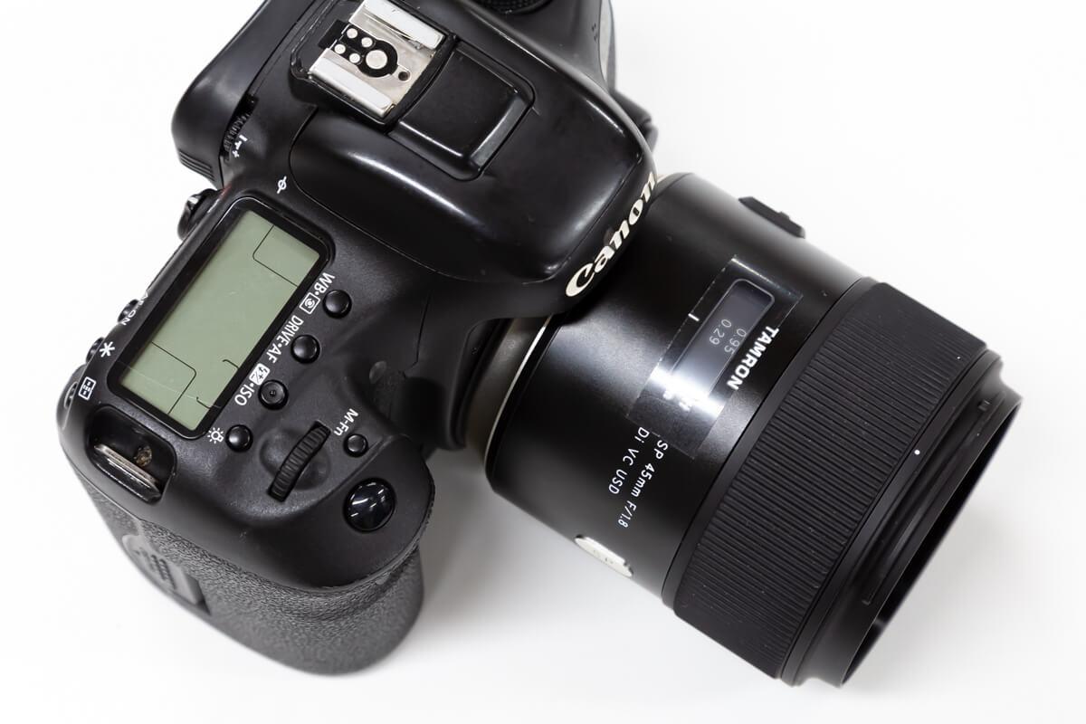 TAMRON SP 45mm F/1.8 Di VC USD 単焦点レンズ
