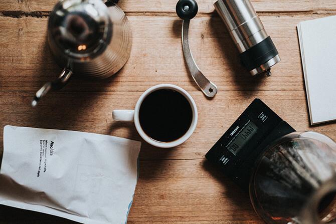 コーヒースケールの必要性