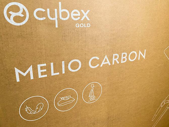 サイベックス メリオ カーボンの実機レビュー