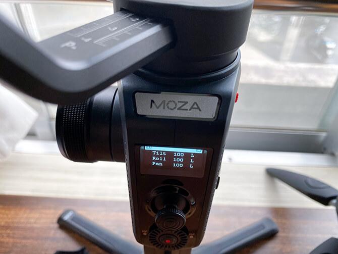 MOZA AirCross 2の実機レビュー