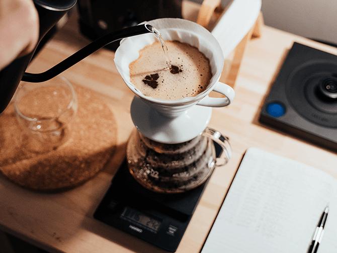 コーヒースケールのおすすめと選び方