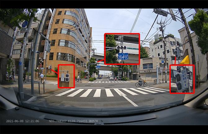 JAPAN AVE. 4KドライブレコーダーGT65のLED同期問題