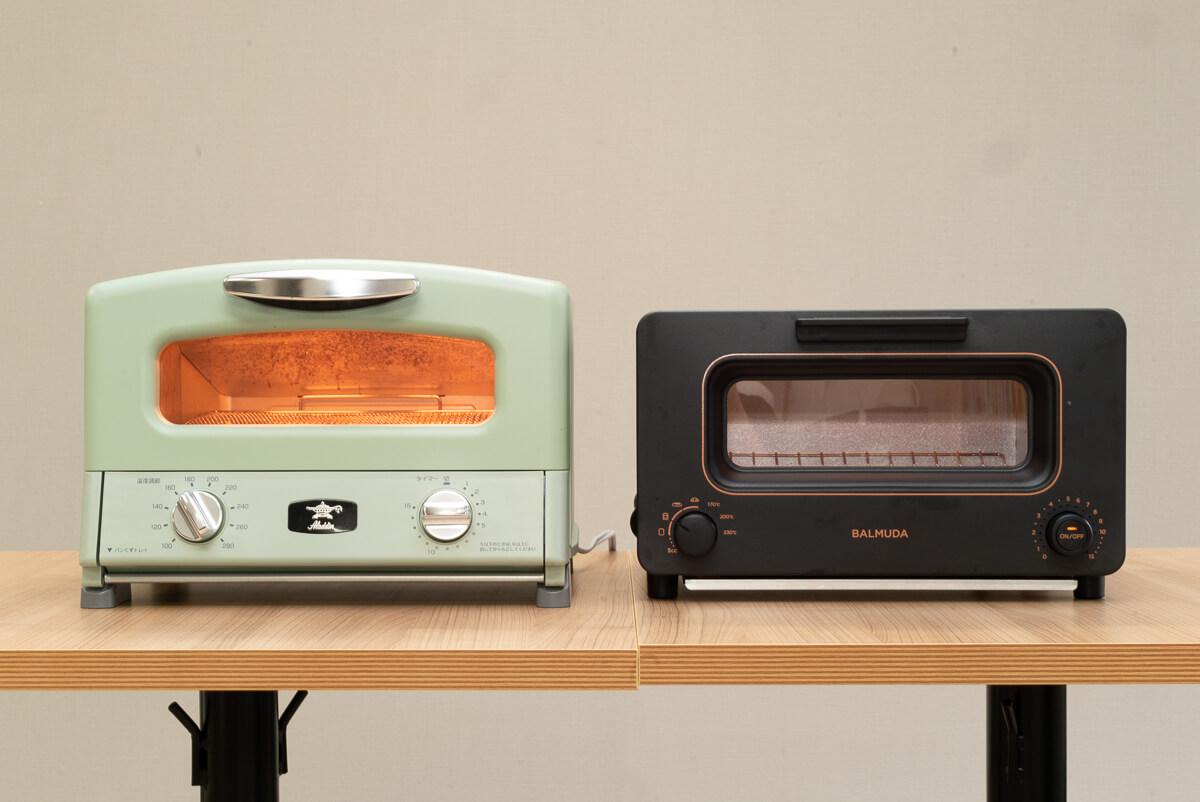 オーブントースターをレンタルしてお家で焼き芋作り