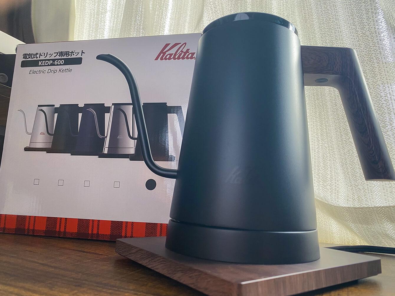 KalitaのKEDP-600の実機レビュー