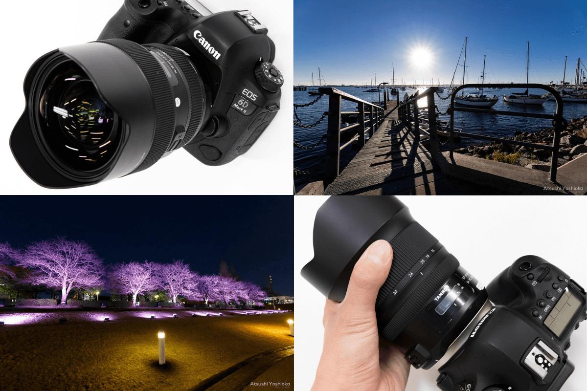 風景写真 レンズ選び