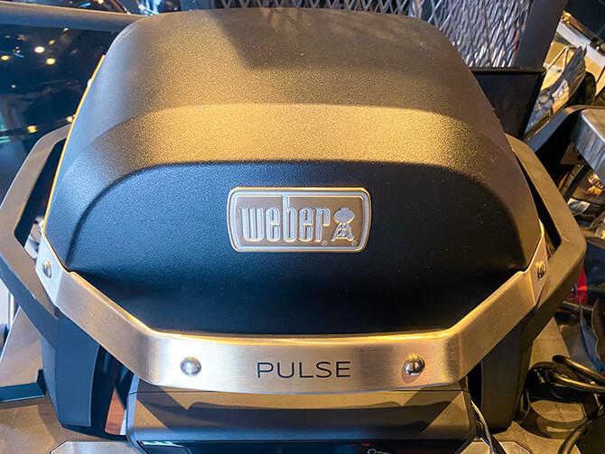 Weber Pulse 1000の実機レビュー
