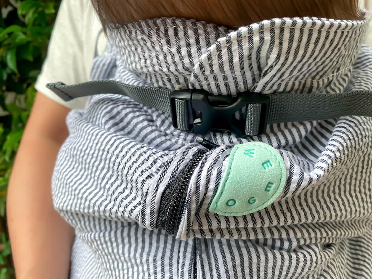 WEEGO(ウィーゴ)のオリジナル抱っこひもを使用レビュー!新生児期から使える3Wayベビーキャリア