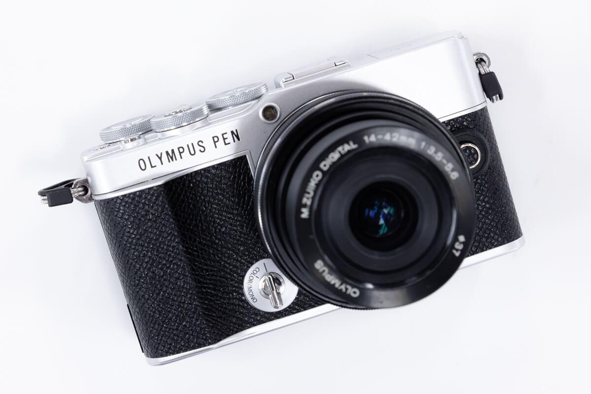 OLYMPUS PEN E-P7 PENシリーズ