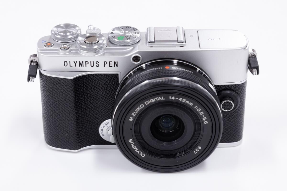 OLYMPUS PEN E-P7 レビュー
