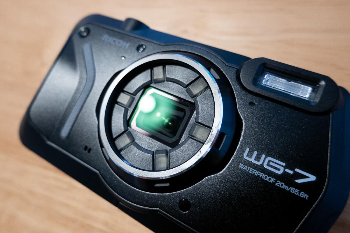 リコーの防水カメラ「RICOH WG-7」2. 静止画・動画どちらも高画質