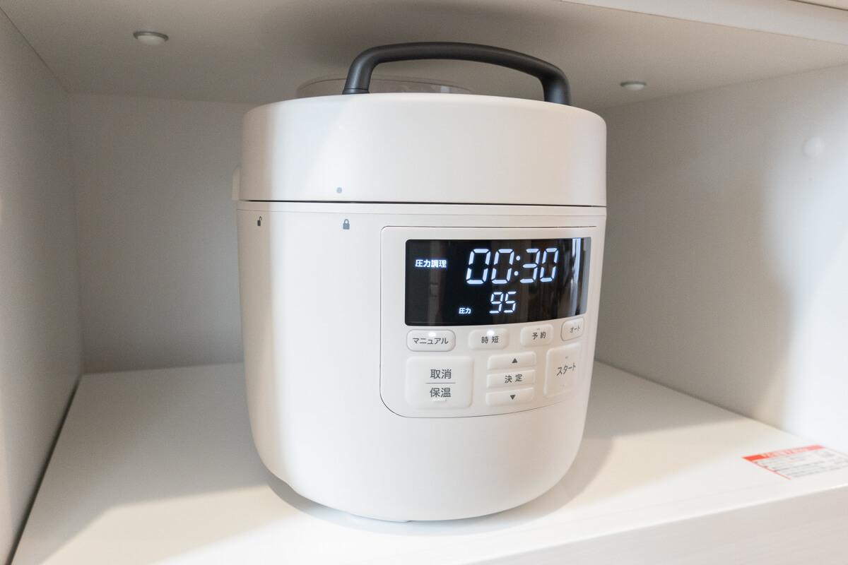 シロカの電気圧力鍋「おうちシェフPRO」を使ってレビュー!使い方や機種ごとの違いまで徹底解説