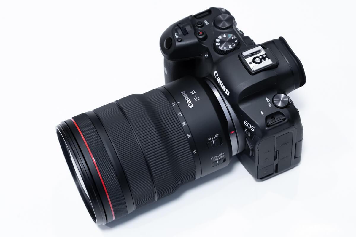 Canon RF15-35mm F2.8 L IS USM レビュー