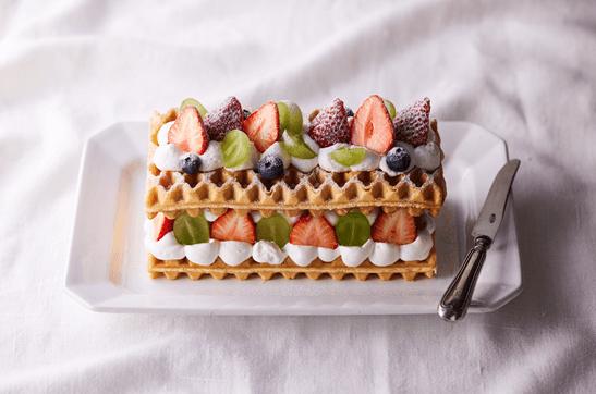 BRUNOワッフルケーキ