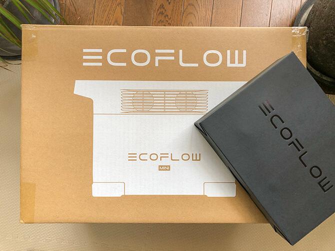 EcoFlow DELTA mini(エコフロー デルタミニ)の実機レビュー