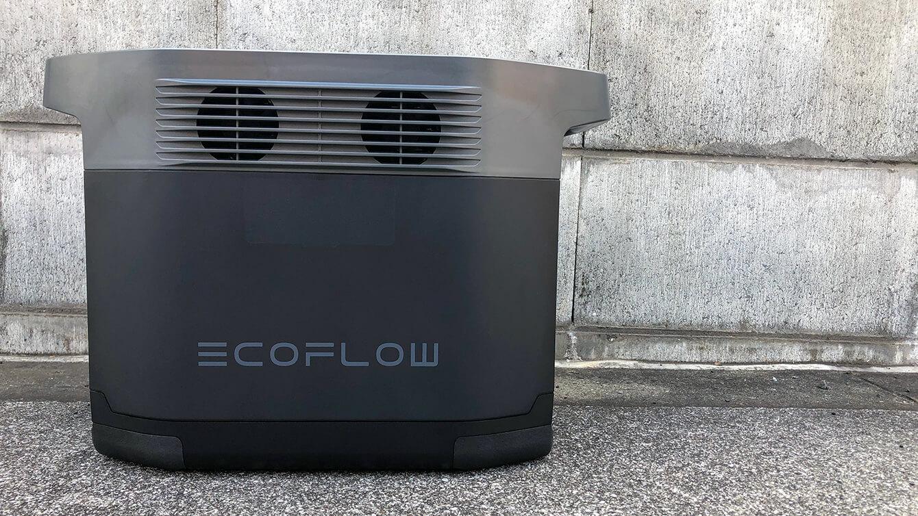 EcoFlow EFDELTAの実機レビュー