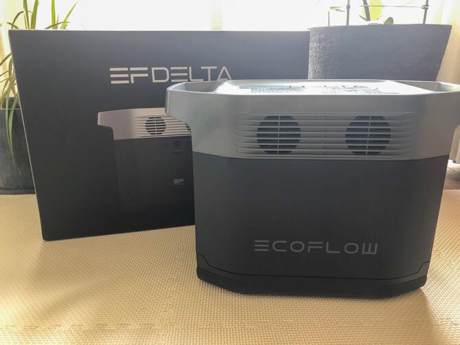 EcoFlow EFDELTAの特長