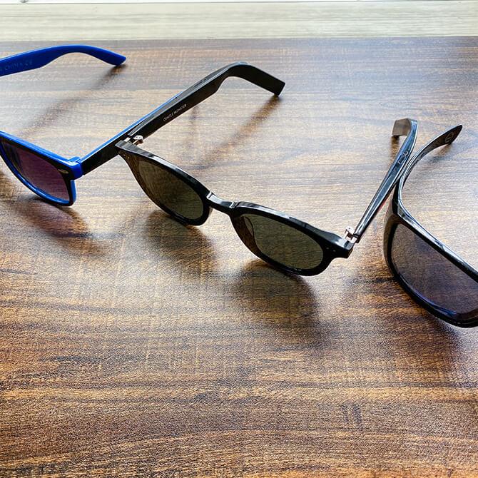 HUAWEI X GENTLE MONSTER Eyewear IIはほぼサングラス