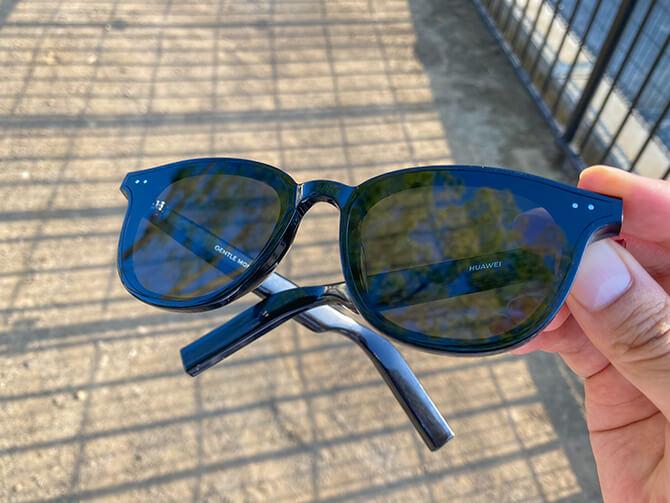 HUAWEI X GENTLE MONSTER Eyewear IIの使用環境温度