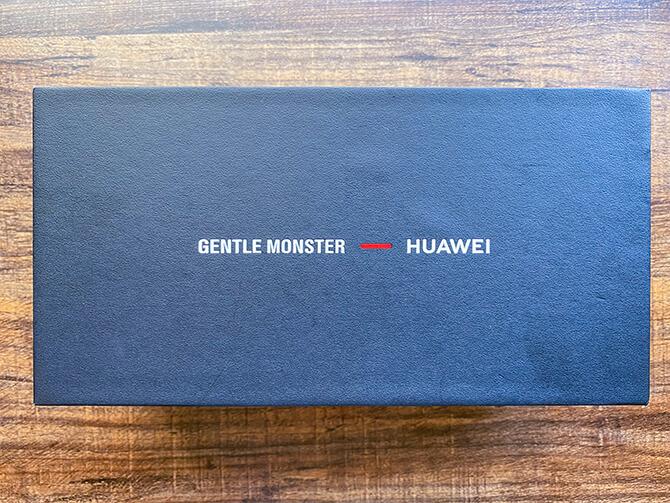 HUAWEI X GENTLE MONSTER Eyewear IIの実機レビュー