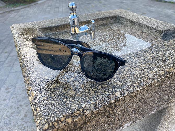 HUAWEI X GENTLE MONSTER Eyewear IIの防塵防水性能