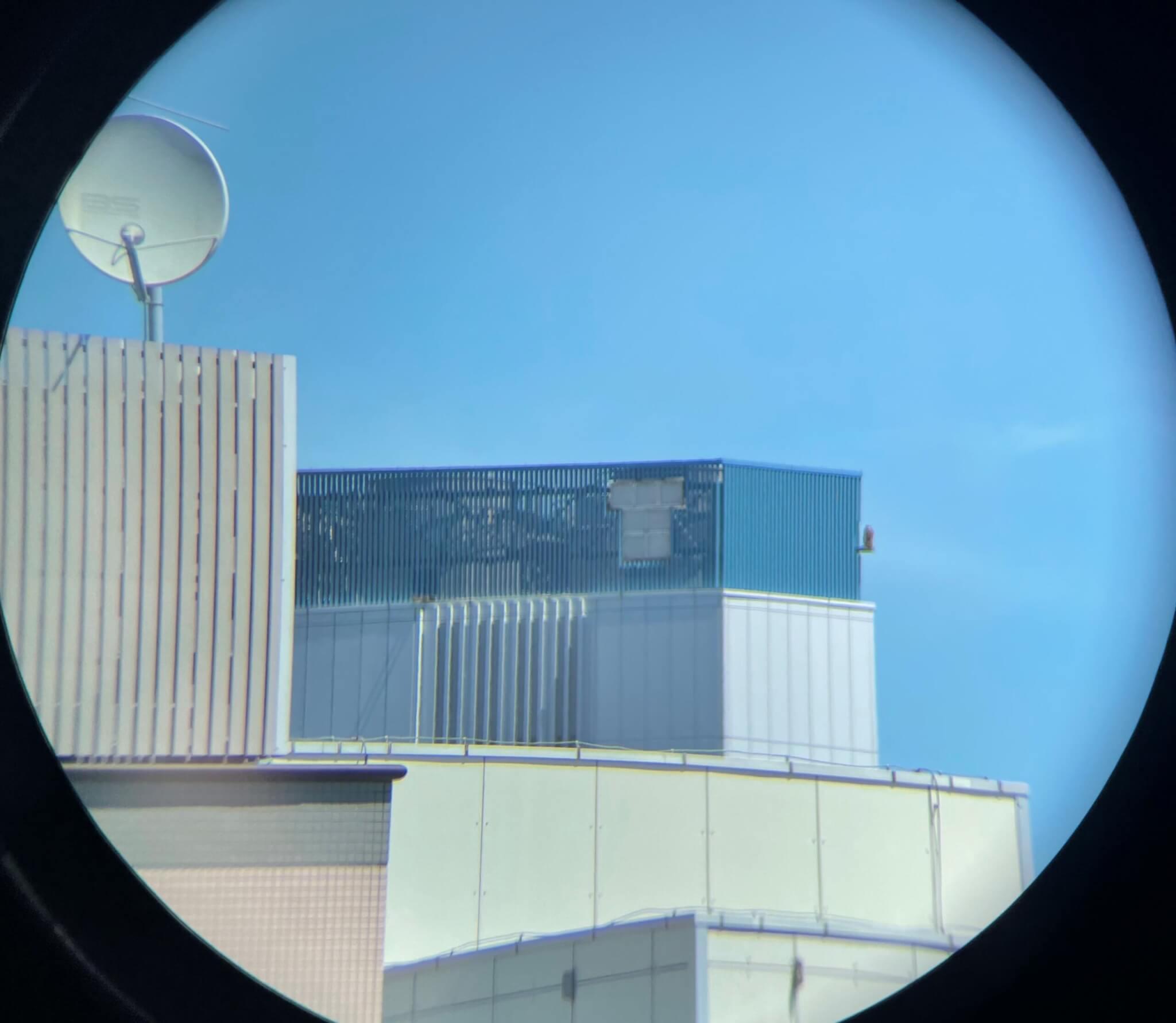 実際に「Travel Scope 80 with BP & SPH」で観測をしてみた レンズごとの実際の写真 接眼レンズ20mm(20倍)