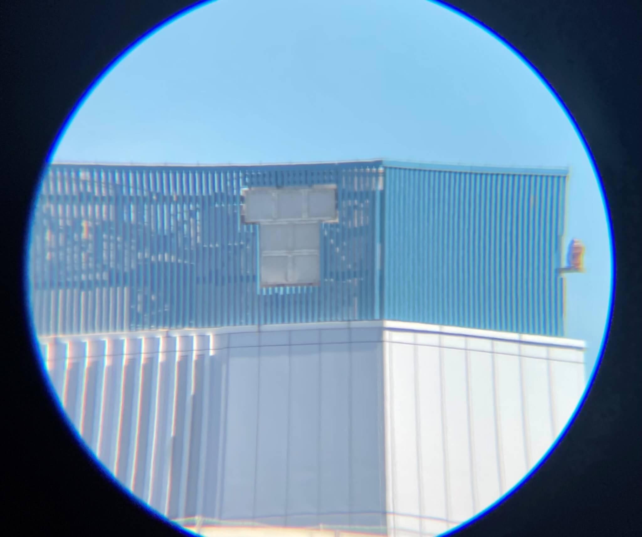実際に「Travel Scope 80 with BP & SPH」で観測をしてみた レンズごとの実際の写真 接眼レンズ10mm(40倍)