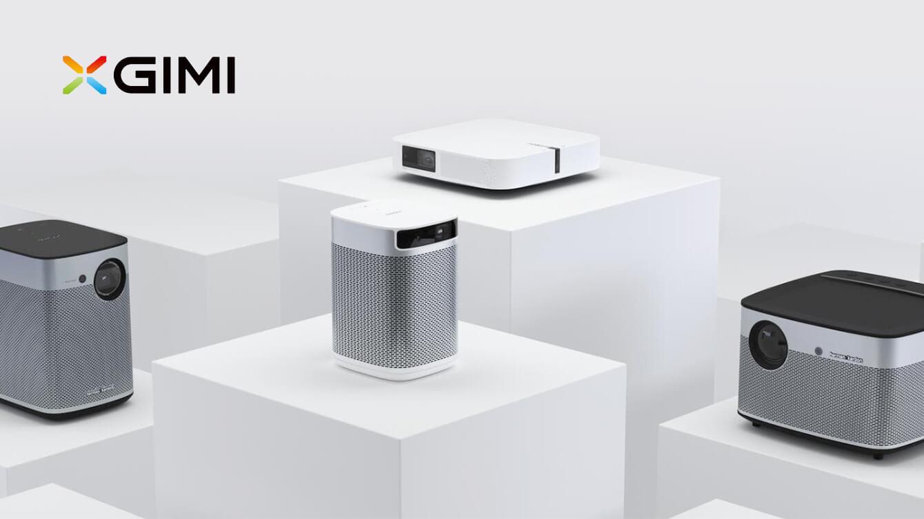 XGIMIのプロジェクターを比較