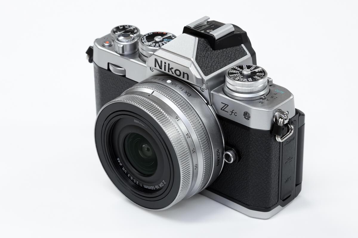 Nikon Z fc レビュー