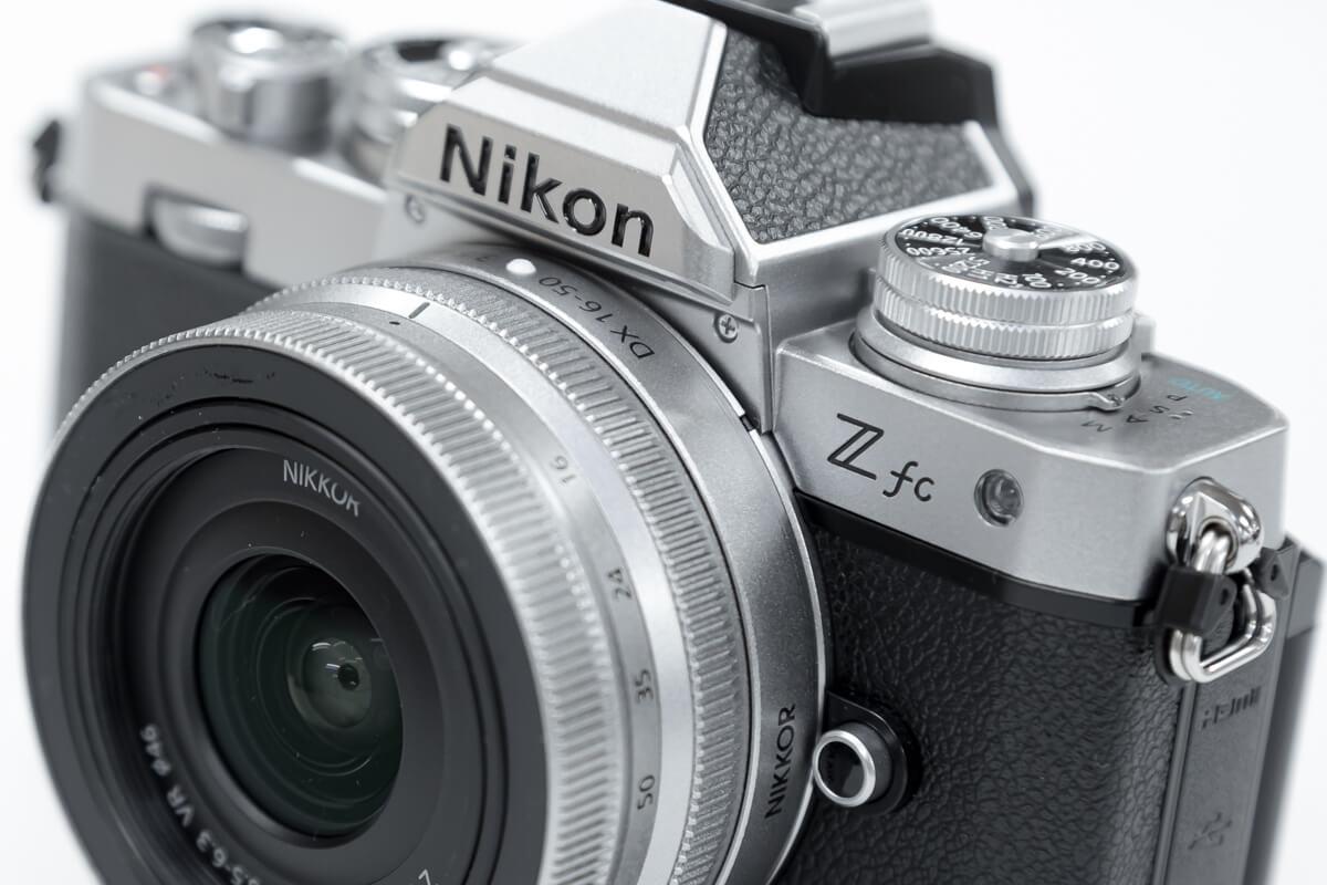 Nikon Z fc 最新モデル
