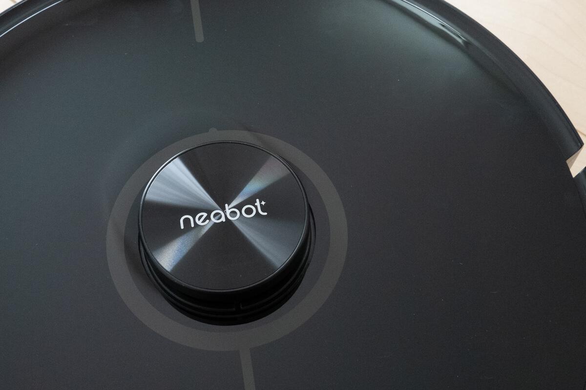 Neabot NoMo N2の特長 レーザーセンサーによる賢いマッピング