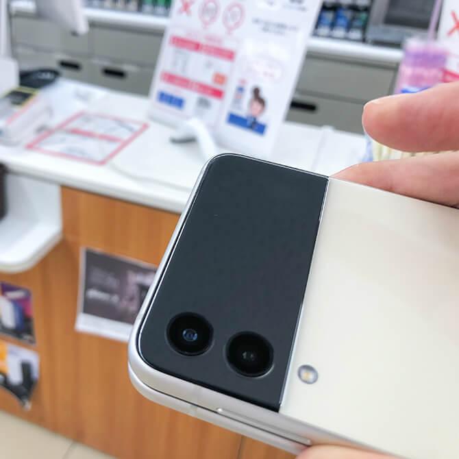 Galaxy Z Flip3 5Gはおサイフケータイ対応