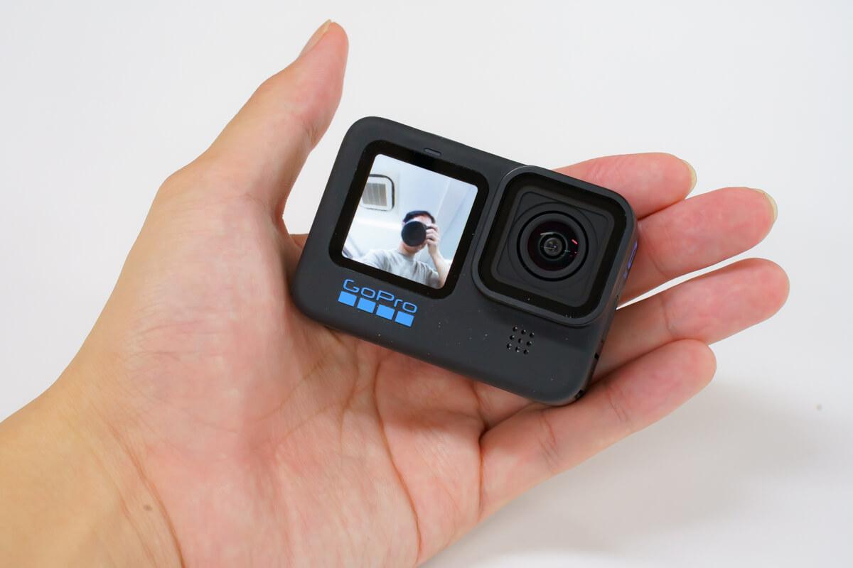 GoPro HERO10 Black実写レビュー。最新「GP2」チップを搭載して性能、機能ともに順当に進化