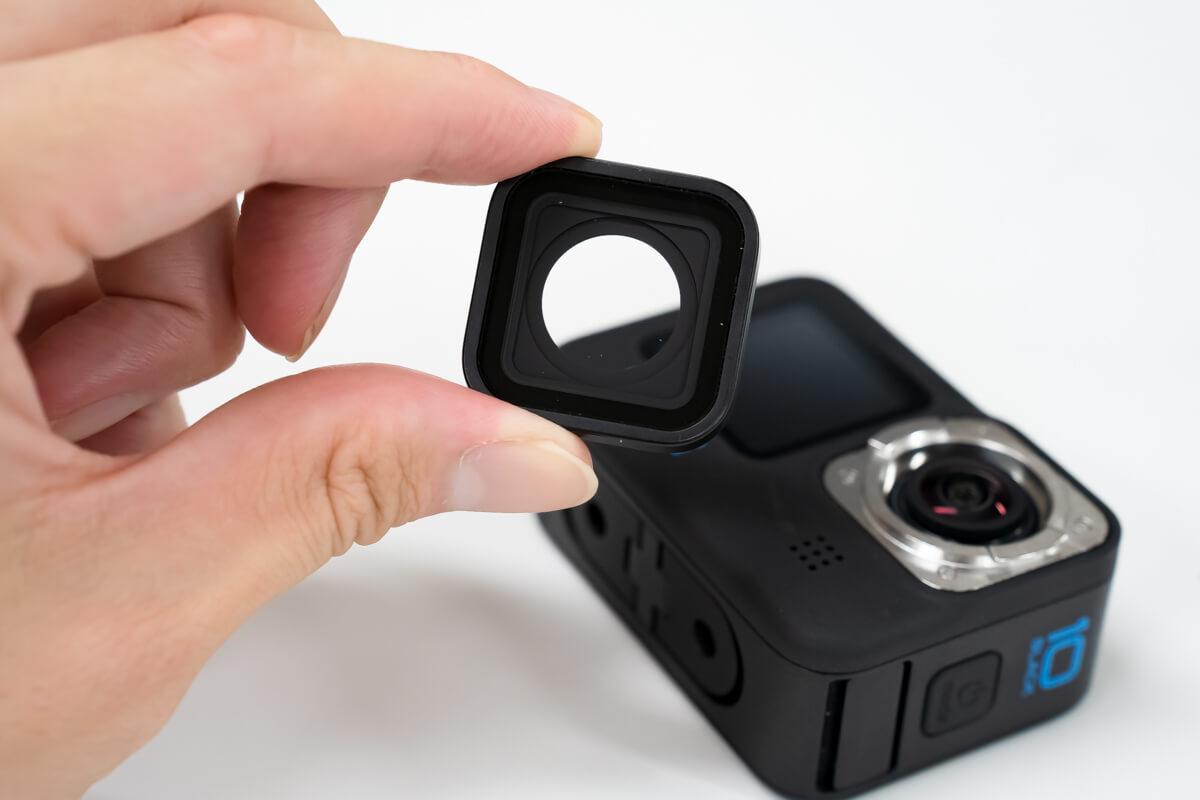 GoPro HERO10 Black レンズカバー